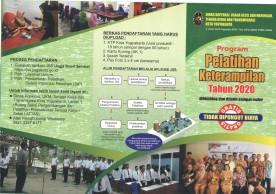 Program Pelatihan Ketrampilan Tahun 2020 dari Dinas Koperasi, Usaha Kecil dan Menengah, Tenaga Kerja dan Transmigrasi Kota Yogyakarta