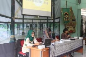 Program Kerja Dinas Sosial 2020 dan Motivasi PSM di Pendopo Kecamatan Gondomanan