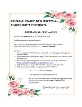 PROGRAM UPDATING DATA PERKAWINAN