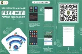 3 Pilihan Cara Menikmati Free Wifi Pemkot Yogyakarta