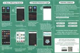 3 Pilihan Cara Menikmati Free Wifi Pemkot Yogyakarta (Lanjutan ..)