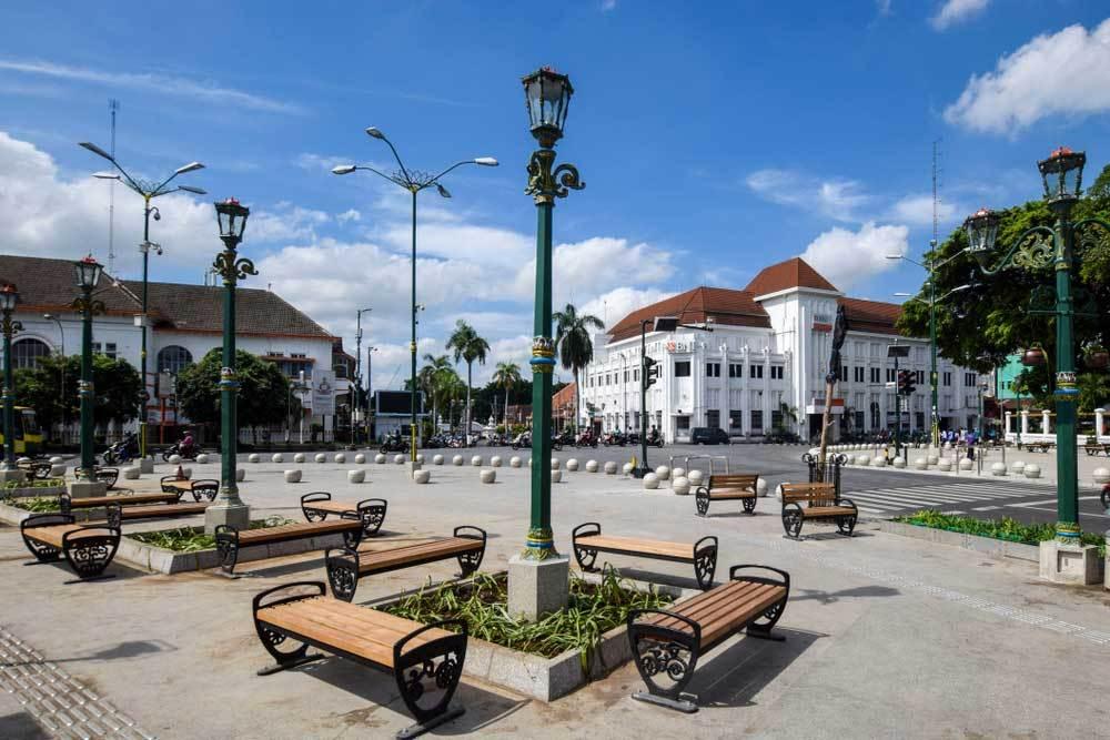 Destinasi kota Wisata di Yogyakarta